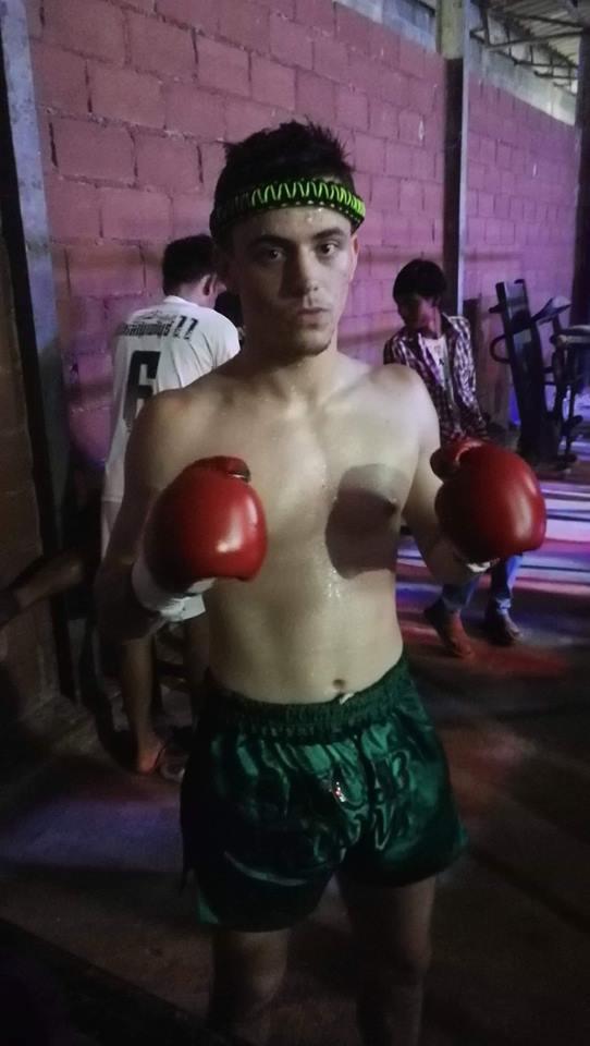 Photo theo Tellez Combat en thailande Mars 2019